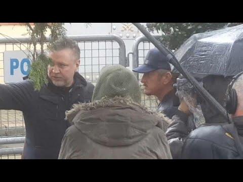 الممثل الأمريكي شون بن في اسطنبول لتصوير فيلم وثائقي حول مقتل جمال خاشقجي…  - 21:54-2018 / 12 / 5