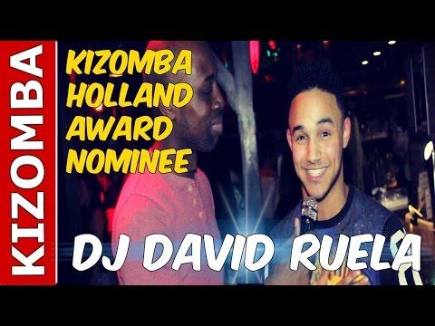Interview DJ David Ruela - Kizomba Holland Award Nominee