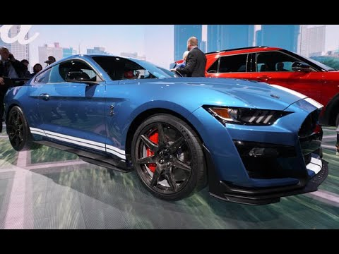 2020 Mustang Shelby GT500 Is 700 Horsepower Of American Pride