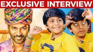 """I dubbed for Dhanush's Hollywood movie""- Master Raghavan | Bhaskar Oru Rascal | US 222"
