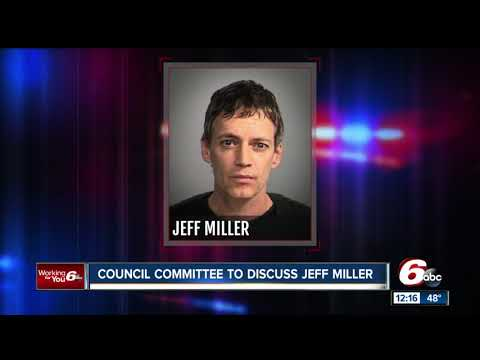 Indianapolis City-County Council group to review Jeff Miller's committee assignments