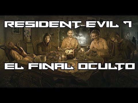 Resident Evil 7 | Final Verdadero + Objeto oculto