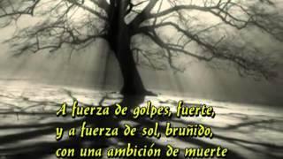 """""""El niño Yuntero"""" - Joan Manuel Serrat - Miguel Hernández"""