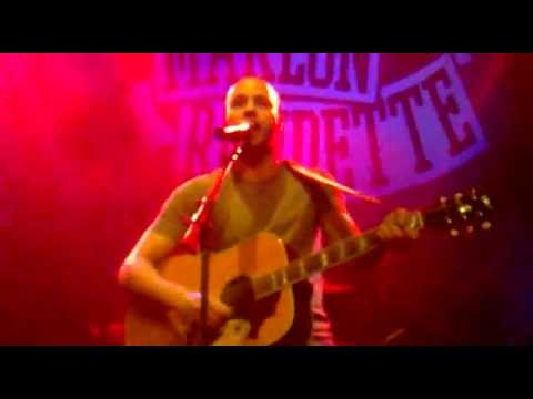 Marlon Roudette Didn´t I  (Live)