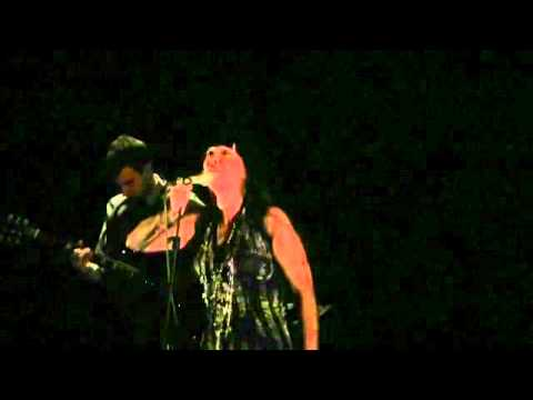 A Batalha | Teresa Salgueiro | O Mistério | Auditorium Parco della Musica | Roma | 29.3.2012