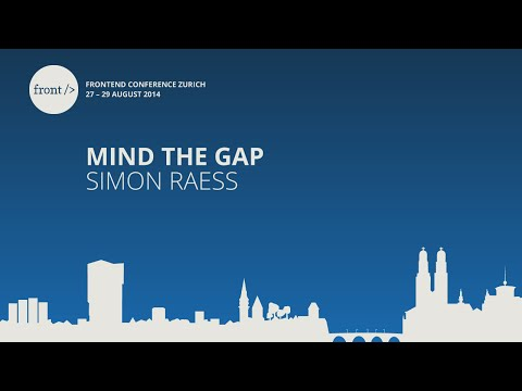 Simon Raess - Mind the Gap
