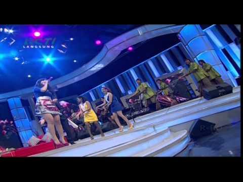 ZASKIA GOTIX [Bang Jono] Live At Buka Bukaan (25-02-2014) Courtesy RCTI