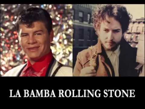 La Bamba & Like a Rolling Stone?: Phil Spector says they're basically the same song