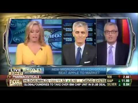 Bruce Turkel on Fox Business with Melissa Francis: Yahoo, Microsoft, Blackberry.