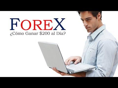 ¿Cómo Ganar $200 al Día en Forex?