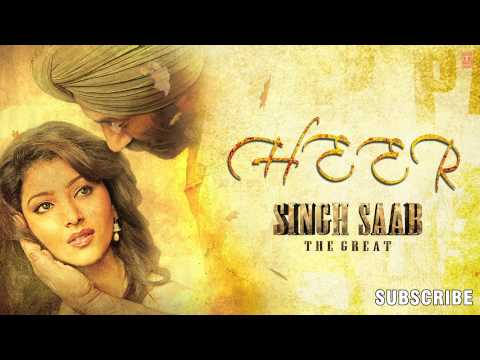Heer Singh Saab The Great Full Song (Audio) | Sunny Deol Travel Video