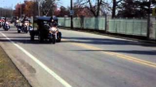 Dad's last ride RIP Bill Mink