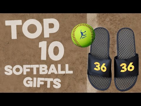 Top 10 Gifts For Softball Girls
