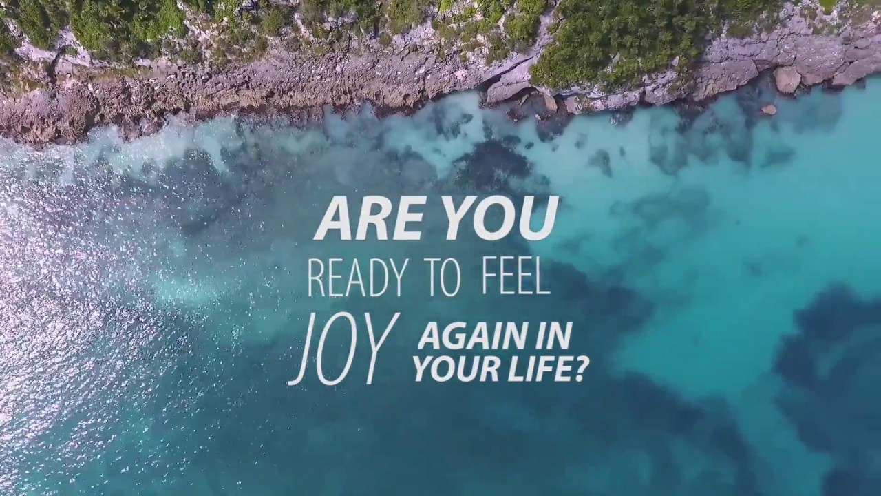 how to feel joy again