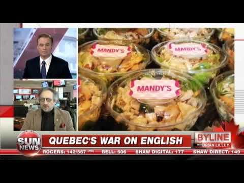 Quebec's language laws