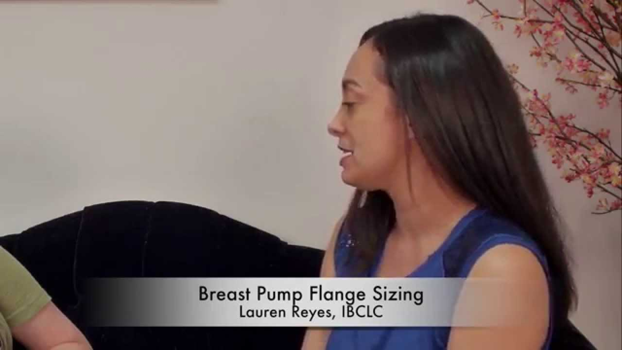 Breast Pump Flange Size The Breastfeeding Success Company