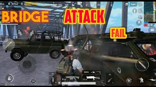 BRIDGE Attack Fail PUBG Mobile|Pubgpoint