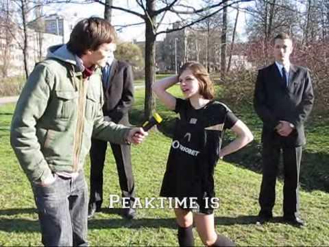 Peaktime video 2010 - Freakonomists