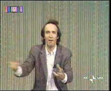 Roberto Benigni - I dieci comandamenti
