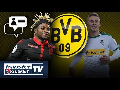 Flügelspieler Saint-Maximin Dortmunds Alternative zu Hazard? | TRANSFERMARKT
