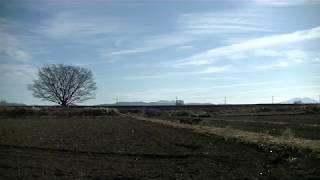 SL新春号 真岡鉄道 2018.01.07