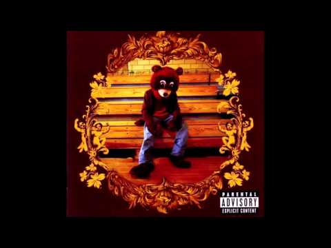 Music video Kanye West - Never Let Me Down (Explicit) [feat. JAY-Z, J. Ivy]
