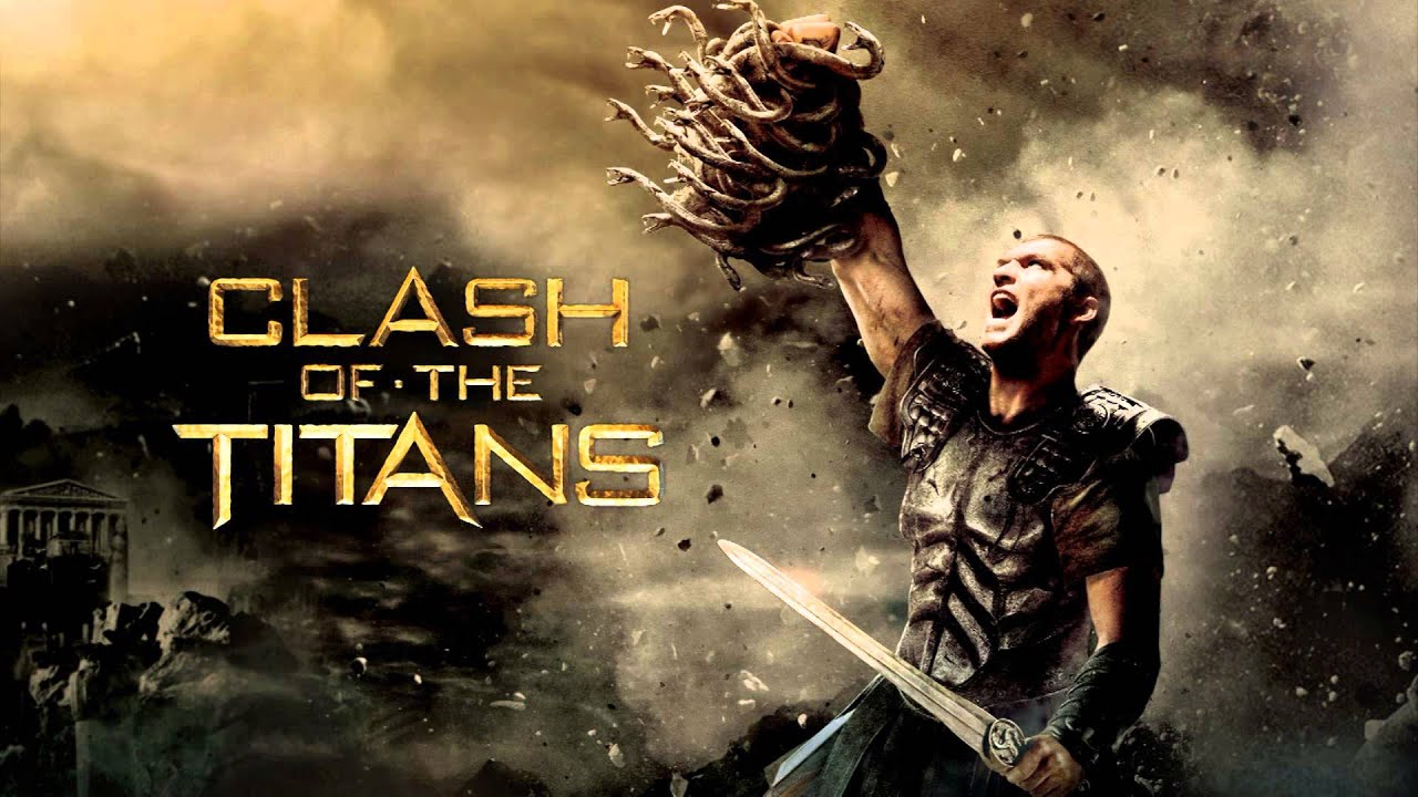 the clash of the titians Rent clash of the titans (1981) starring laurence olivier and claire bloom on dvd and blu-ray get unlimited dvd movies & tv shows delivered to your door with no late fees, ever.