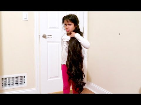 HER HAIR GREW OVERNIGHT!!! **PRANK WAR**