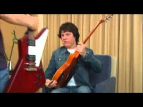 Gary Moore Talks Blues Rock