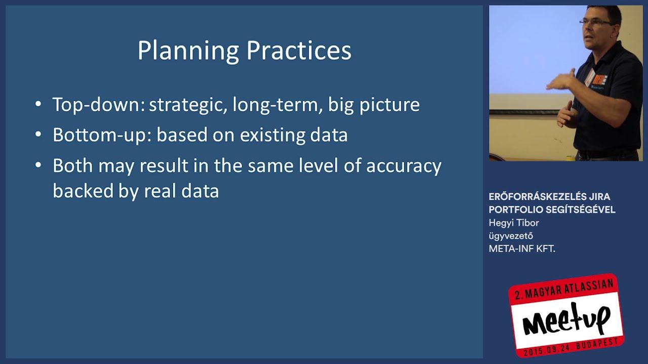 JIRA Portfolio Planning at Scale