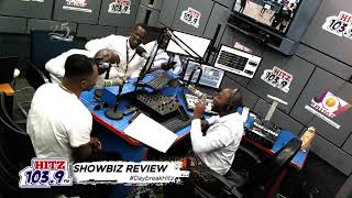 LIVE: SHOWBIZ REVIEW - 19/02/20 (DAYBREAK HITZ)