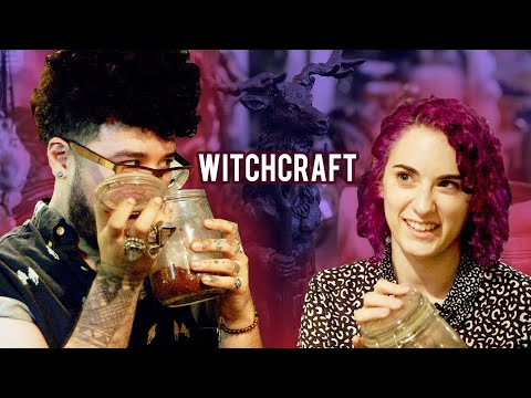 Thumbnail: We Practiced Magic With A Real Witch