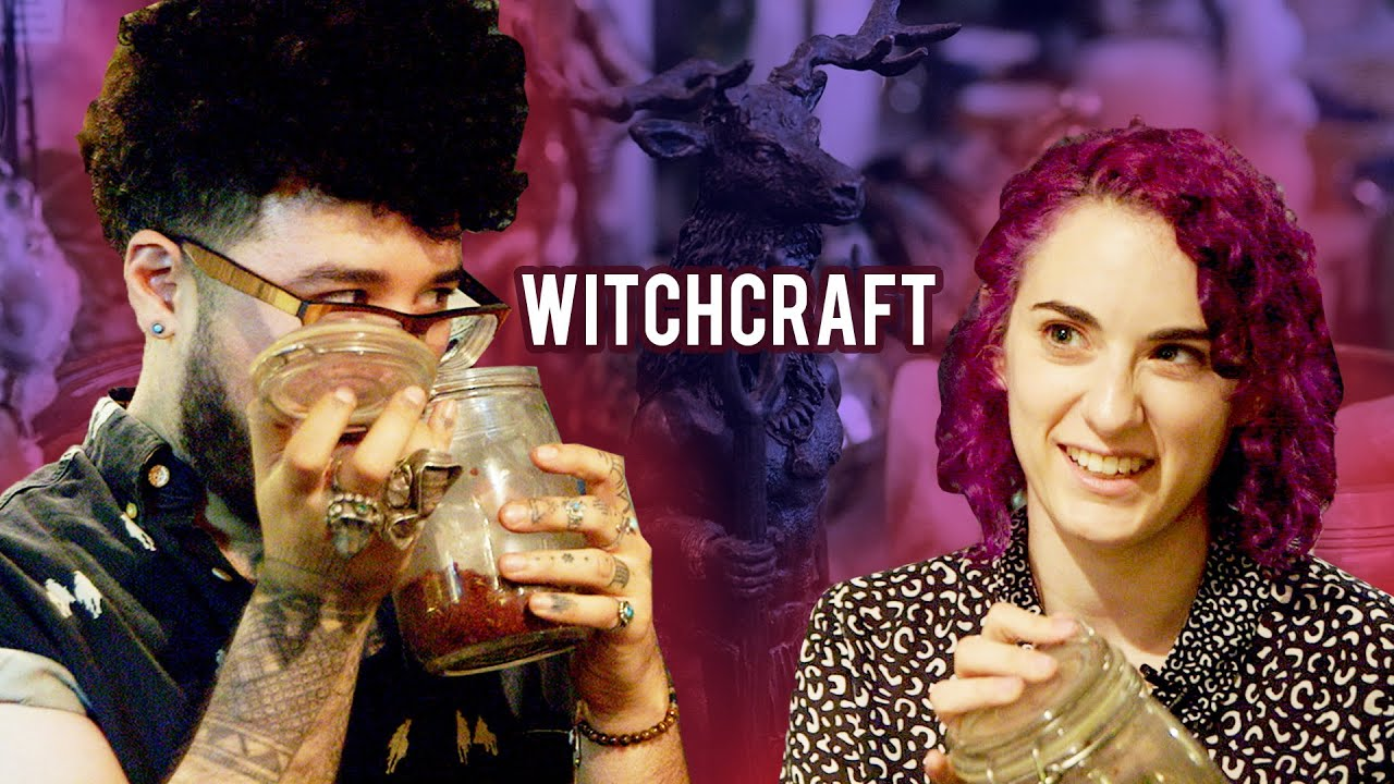 Download We Practiced Magic With A Real Witch