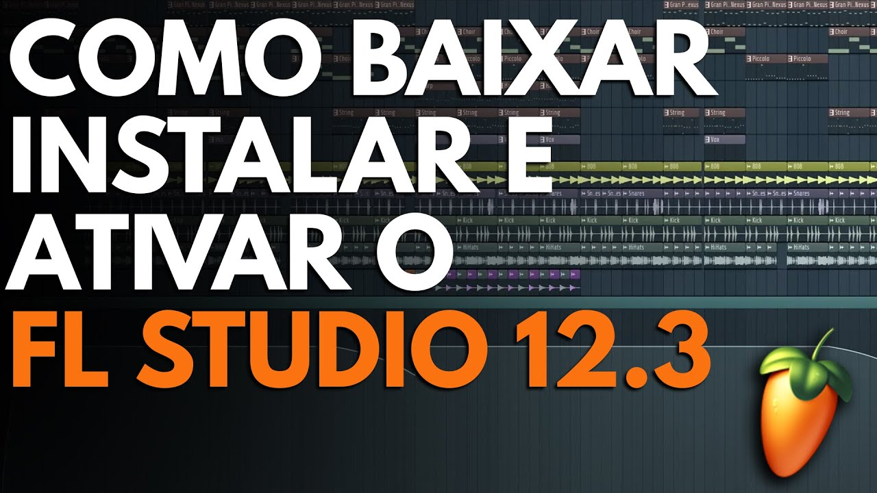 fl studio 12.3 free download