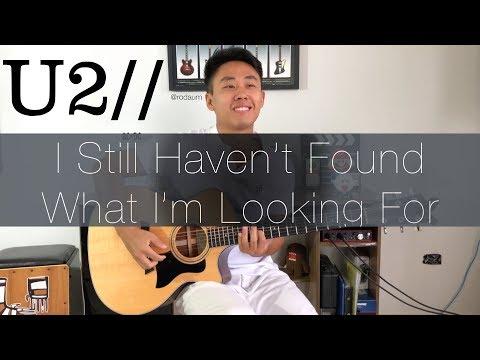 U2 I Still Haven&39;t Found What I&39;m Looking For - Rodrigo Yukio Solo Guitar Cover