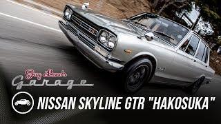 "1969 Nissan Skyline GTR ""Hakosuka"" - Jay Leno's Garage"