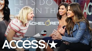 'The Bachelorette': Ashley I & JoJo Fletcher Play 'Jordan Or Zoolander?' | Access