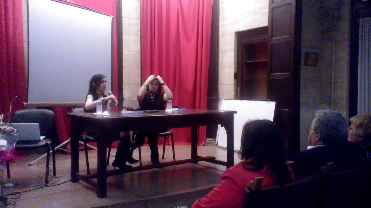 Presentación de SAGA AQUELARRE en el Museo Roca, año 2012