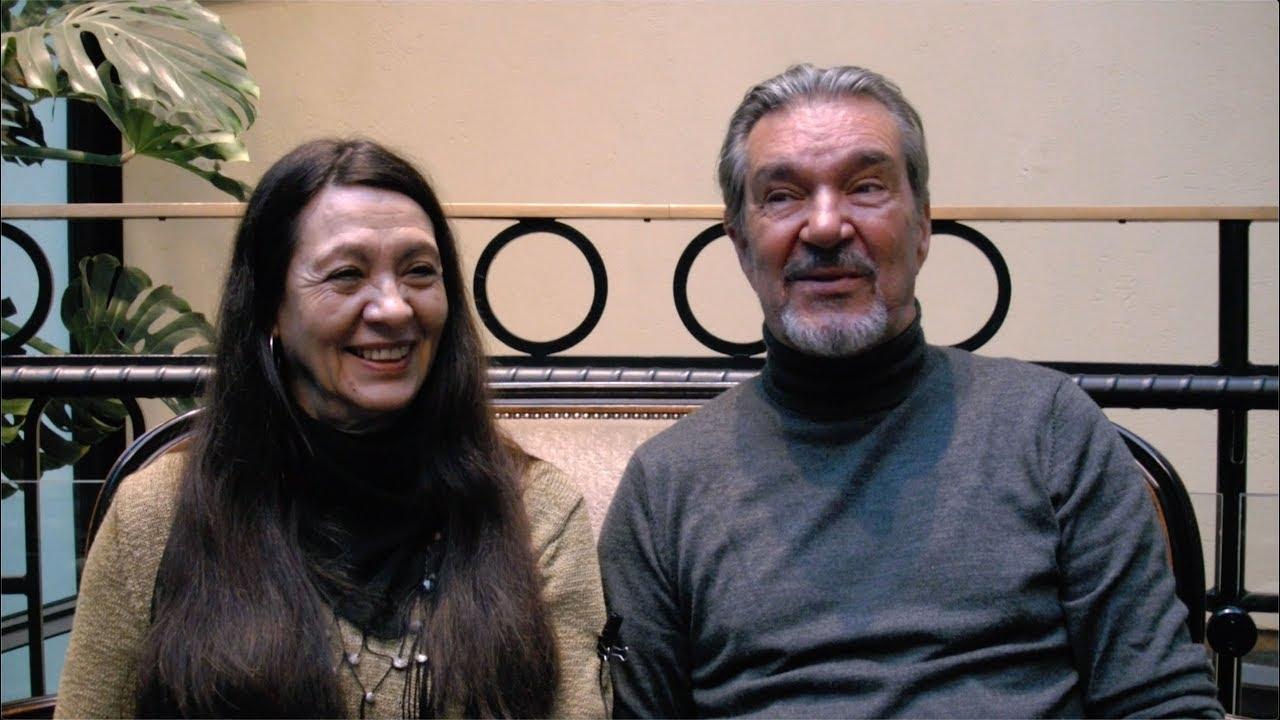 Intervju Med Kjell Bergkvist Och Monica Albornoz Om Filmen Lyckligare Kan Ingen Vara