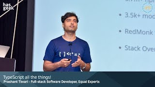 TypeScript all the things!