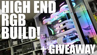 High Performance RGB Build + Giveaway!!