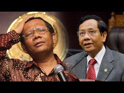 Merasa Sedih dan Kasihan pada Pendukung Prabowo dan Jokowi, Mahfud MD: Anda Diadu Domba, Kawan