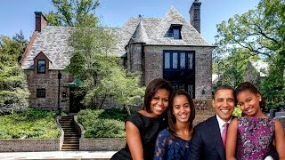 See inside the Obamas