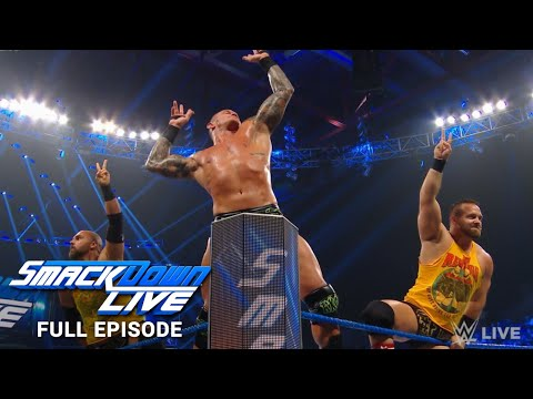 WWE SmackDown LIVE Full Episode, 27 August 2019