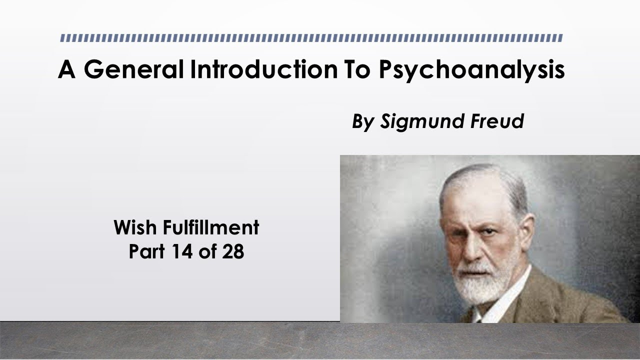 freud wish fulfillment