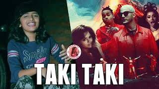 Praniti | DJ Snake - Taki Taki | Kaappaan - Hey Amigo | Taxi Taxi Mashup