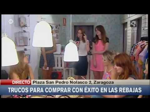 "Taller ""What the Sales! by Sissy à la Mode"" en Sommes Démodé (Aragón en Abierto)"