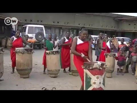 Burundi yapiga marufuku wanawake kupiga ngoma