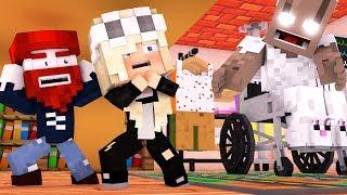 Wir finden Horror Granny in Minecraft 😳