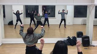 7 Rings | Ariana Grande (All Levels Hip Hop Dance Classes by I LOVE DANCE)